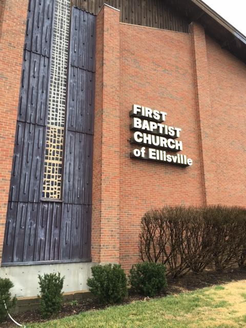 Women on Mission @ 1st Baptist Church Ellisville